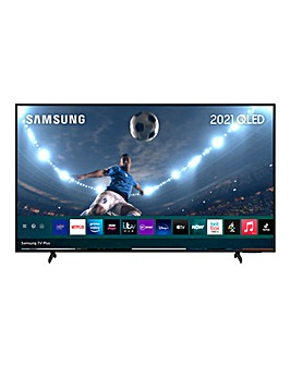 "Samsung QE55Q60AAUXXU 55"" QLED QHDR 4K Smart TV"
