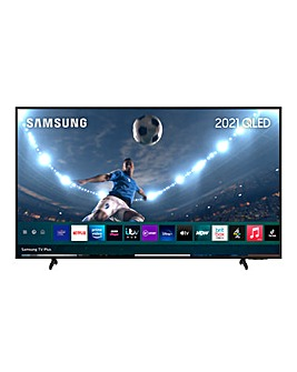"Samsung QE50Q60AAUXXU 50"" QLED QHDR 4K Smart TV"