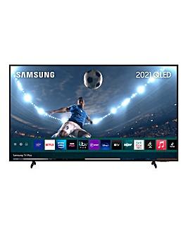 "Samsung QE43Q60AAUXXU 43"" QLED QHDR 4K Smart TV"