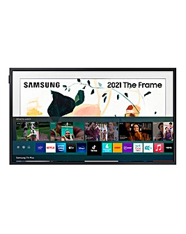 "Samsung QE43LS03AAUXXU 43"" The Frame QLED QHDR 4K Smart TV"