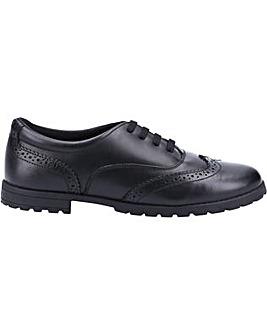 Hush Puppies Eadie Junior School Shoe