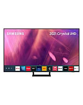 "Samsung UE55AU9000KXXU 55"" UHD 4K HDR Smart TV"