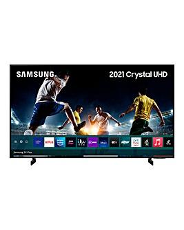 "Samsung UE75AU8000KXXU 75"" UHD 4K HDR TV"