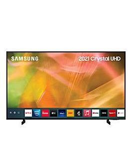 "Samsung UE55AU8000KXXU 55"" UHD 4K HDR TV"