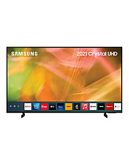 "Samsung UE43AU8000KXXU 43"" UHD 4K HDR Smart TV"