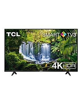 "TCL 43P610K 43"" 4K Ultra HD Smart TV"