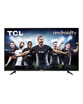 """TCL 43P615K 43"""" 4K Ultra HD Android TV"""