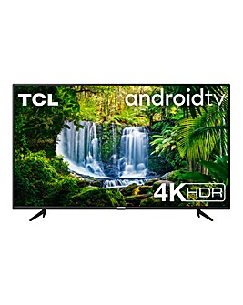 TCL 50P615K 50 4K Ultra HD Android TV