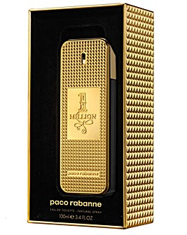 Paco Rabanne 1 Million 100ml EDT Spray