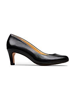 Van Dal Linden Court Shoes Wide E Fit