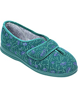 Cosyfeet Diane Extra Roomy (6E Width) Women's Slippers