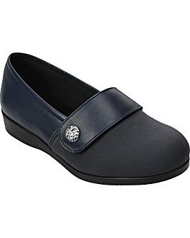Cosyfeet Carmen Elastane Extra Roomy (6E Width) Women's Shoes