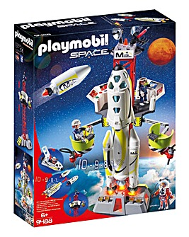 Playmobil 9488 Space Mission Rocket