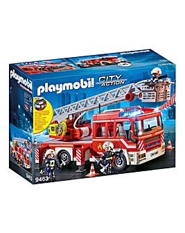 Playmobil 9463 City Action Fire Unit