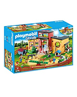 Playmobil 9275 City Life Tiny Paws Pet Hotel