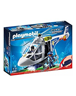 Playmobil 6921 City Police Helicopter