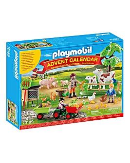 Playmobil 70189 Farm Advent Calendar