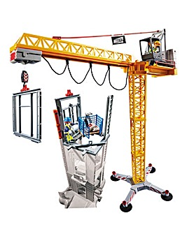 Playmobil 70441 Crane