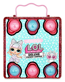LOL Surprise Deluxe Present Surprise - Pink
