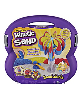 Kinetic Sand Sandwhirlz Set