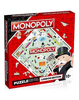 London Monopoly Puzzle