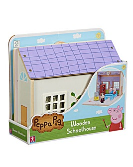 Peppa Pig Wooden School House