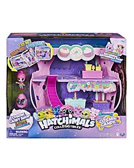 Hatchimals Colleggtibles Cosmic Candyshop 2-in-1 Playset