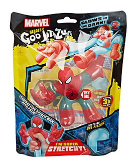 Heroes Of Goo Jit Zu Marvel Radioactive Spider-Man