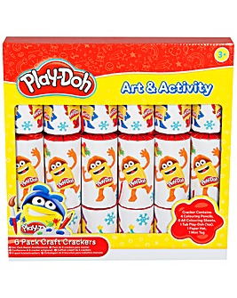 Play-Doh 6 Pack Craft Cracker