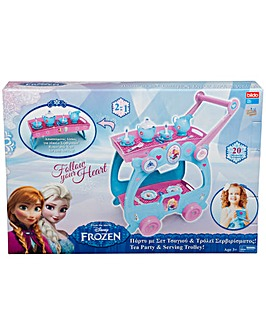 Disney Frozen Tea Party Trolley