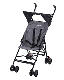 Safety 1st Peps & Canopy Stroller - Black Chic