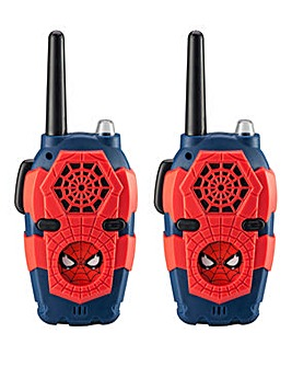 Spider-Man Deluxe Walkie Talkies