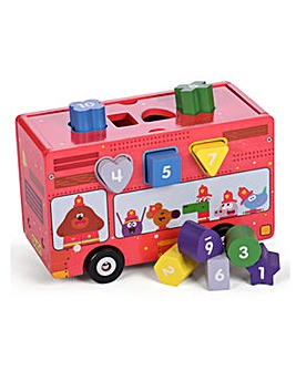 Hey Duggee Fire Truck with Light & Sound