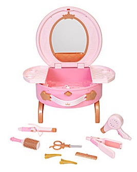 Disney Princess Style Travel Vanity