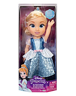 Disney Princess Style Collection Cinderella Doll