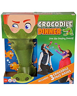 Chomp Itz Crocodile Dinner