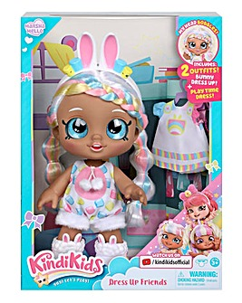 Kindi Kids Dress Up Doll Marsha Mello