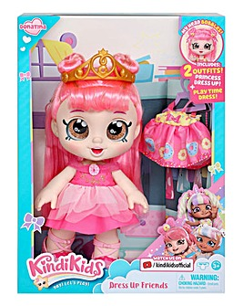 Kindi Kids Dress Up Doll Donatina