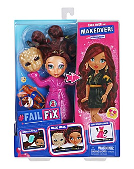 Failfix Total Makeover Glamazongirl Doll