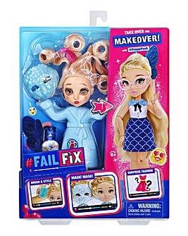 Failfix Total Makeover Preppiposh Doll