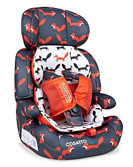 Cosatto Zoomi Group 123 Car Seat - Mister Fox