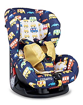 Cosatto Moova 2 Group 1 Car Seat - Day Out
