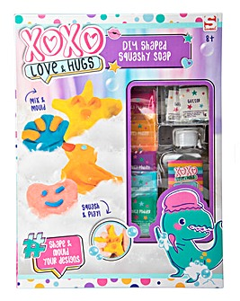XOXO Make Your Own Squishy Soap Maker