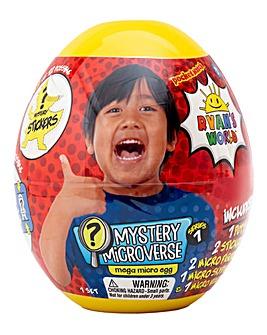 Ryan's World Mystery Micro Egg