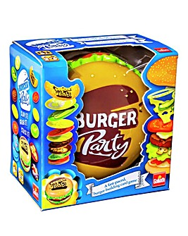 Burger Party Game
