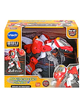 Vtech Switch & Go Dinos Defender the Velociraptor