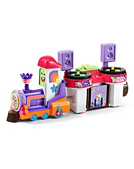 Vtech Train Trax & the Roll Train