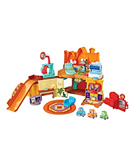 Vtech Toot-Toot Cory Carson Cory's Stay & Play Home