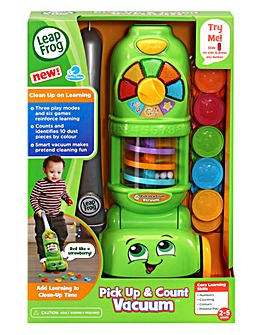 LeapFrog Pick Up & Count Vacuum
