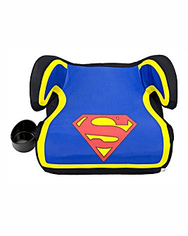 Kids Embrace Backless Booster Seat Group 3 - Superman